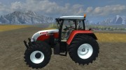 Steyr CVT 6195 v 2.1 для Farming Simulator 2013 миниатюра 2