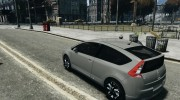 Citroen C4 2009 VTS Coupe v1 для GTA 4 миниатюра 3