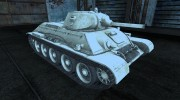 T-34 23 for World Of Tanks miniature 5