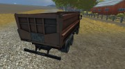 КамАЗ 45280 for Farming Simulator 2013 miniature 5