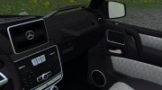 Mercedes-Benz G65 AMG 6X6 for Farming Simulator 2015 miniature 10