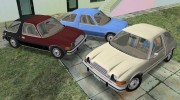 AMC Pacer DL 1978 for GTA Vice City miniature 1