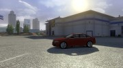 Audi S4 + интерьер for Euro Truck Simulator 2 miniature 3