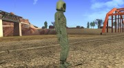 Spacesuit From Fallout 3 для GTA San Andreas миниатюра 4