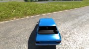 Toyota Corolla Sprinter 1969 for BeamNG.Drive miniature 3