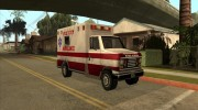 Ambulance from Vice City for GTA San Andreas miniature 1
