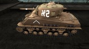 Шкурка для M4A3E8 Sherman for World Of Tanks miniature 2
