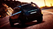 2009 Hyundai Tucson for GTA 5 miniature 2