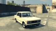 Fiat 125p for Mafia II miniature 1