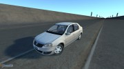 Dacia Logan 2008 for BeamNG.Drive miniature 1
