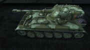 Шкурка для AMX 13 75 №7 for World Of Tanks miniature 2