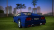Ferrari 328 GTB for GTA Vice City miniature 4
