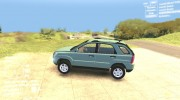 Kia Sportage TDI 2009 for Spintires DEMO 2013 miniature 2