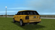 Range Rover Sport HSE for GTA Vice City miniature 3