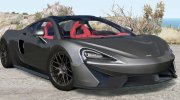 McLaren 570GT 2017 for BeamNG.Drive miniature 1