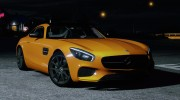 2016 Mercedes-Benz AMG GT v2.2 for GTA 5 miniature 3