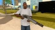 Franchi Special Purpose Automatic Shotgun 12 для GTA San Andreas миниатюра 1
