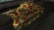 VK3001 (H) Patched Camouflage Early 1945 for World Of Tanks miniature 1