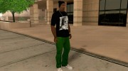 Baby shirt for GTA San Andreas miniature 5