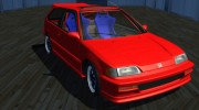 Honda Civic 1991 для Street Legal Racing Redline миниатюра 2
