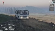 ПАЗ 4334 for Spintires 2014 miniature 13