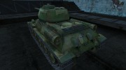 Т-34-85 stas9323 для World Of Tanks миниатюра 3