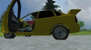 Lada Kalina v2.0 для Farming Simulator 2013 миниатюра 10