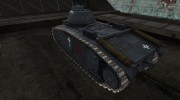 Шкурки для PzKpfw B2 740(f) for World Of Tanks miniature 3