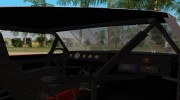 1983 Buick Regal Hotring for GTA Vice City miniature 8