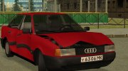 AUDI 80 B3 for GTA San Andreas miniature 13
