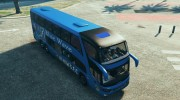 Al-Hilal S.F.C Bus for GTA 5 miniature 5