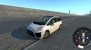 Citroen C4 Picasso for BeamNG.Drive miniature 1