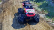 Pastrana Monster Truck for Spintires 2014 miniature 3