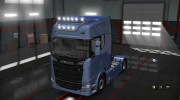Scania S - R New Tuning Accessories (SCS) for Euro Truck Simulator 2 miniature 13