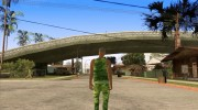 Army GTA Online Style for GTA San Andreas miniature 5