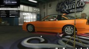 Nissan 240SX Tunable for GTA 5 miniature 27
