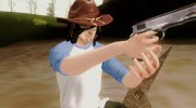 Carl Grimes from The Walking Dead для GTA San Andreas миниатюра 4