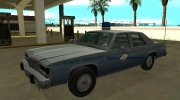 Ford LTD Crown Victoria 1987 Kentucky State Police for GTA San Andreas miniature 1