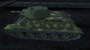 Т-34 от coldrabbit for World Of Tanks miniature 2