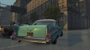 Chevrolet Bel Air 1957 for Mafia II miniature 5