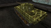 Шкурка для PzKpfw V Panther(Watermelon colour) для World Of Tanks миниатюра 3