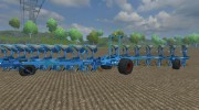 Lemken VariTitan для Farming Simulator 2013 миниатюра 3