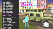 Gta Vice City Car Spawner for GTA Vice City miniature 1