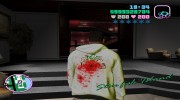 Zombie Franklin V.2.1 for GTA Vice City miniature 2