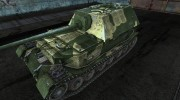 Шкурка для Ferdinand (зеленый) для World Of Tanks миниатюра 1