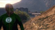 Green Lantern - Franklin 1.1 for GTA 5 miniature 9