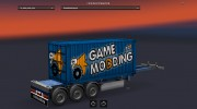 Mod GameModding trailer by Vexillum v.2.0 для Euro Truck Simulator 2 миниатюра 5