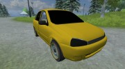 Lada Kalina v2.0 для Farming Simulator 2013 миниатюра 1