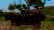 Leopard 2 MBT Revolution для GTA San Andreas миниатюра 3
