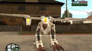 Griffin (Zoids) для GTA San Andreas миниатюра 7